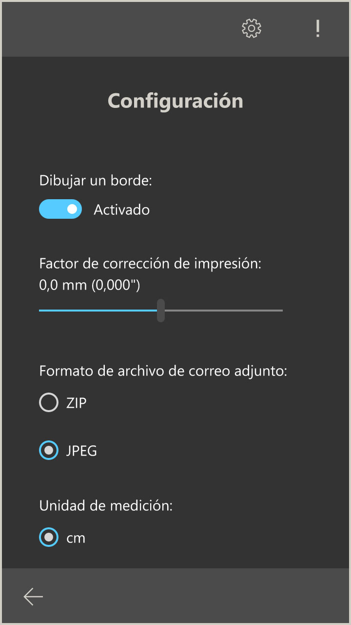 Configuraciones (Aplicación Windows 10)