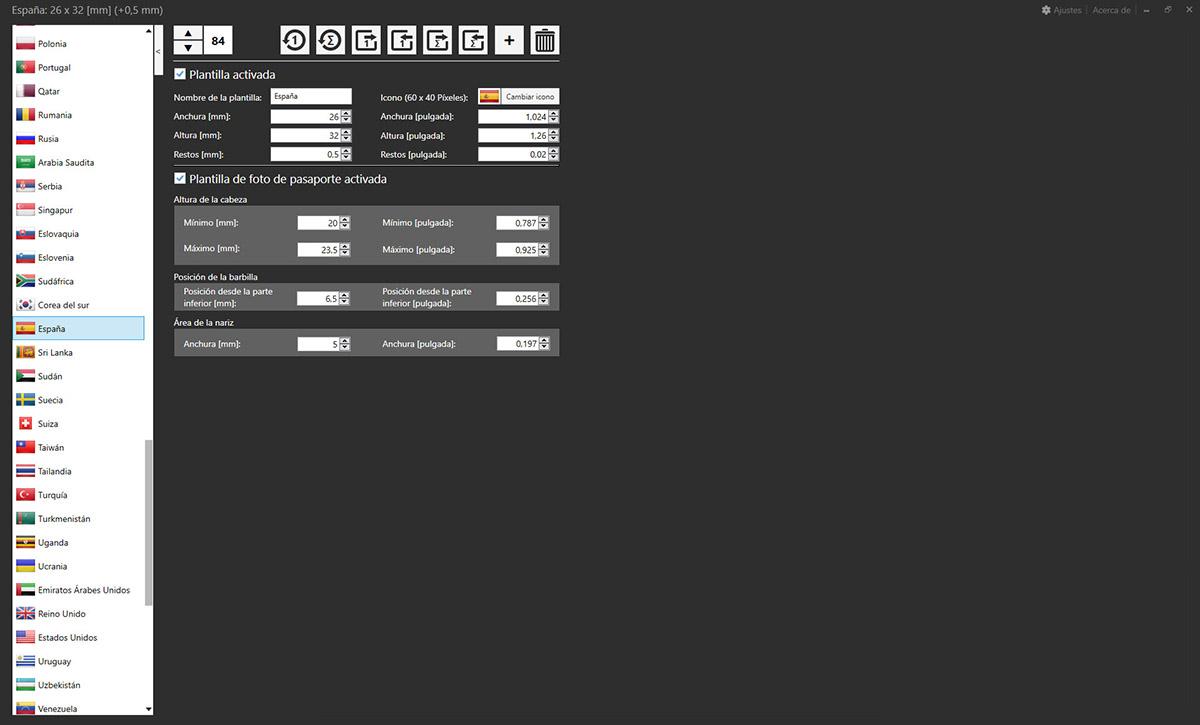 Extensión de foto de pasaporte para Adobe Lightroom Classic y Adobe ...